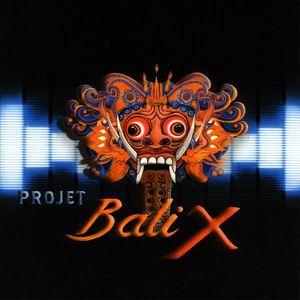 Projet Bali X