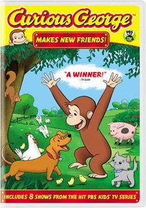 Curious George: Makes New Friends!