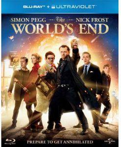 World's End (Blu+Uv)