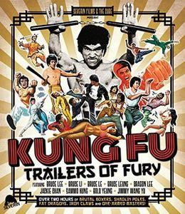 Kung Fu: Trailers of Fury