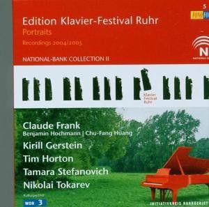 Edition Klavier-Festival Ruhr 11: Portraits /  Various
