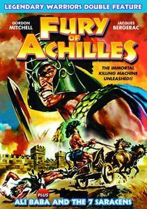 Fury of Achilles /  Ali Baba and the Seven Saracens