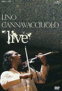 Lino Cannavacciuolo Live [Import]