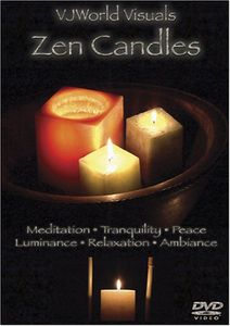 Vjworld Visuals: Zen Candles