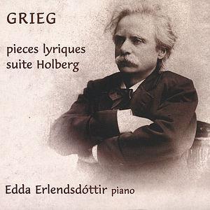 Grieg Pieces Lyriques Suite Holberg