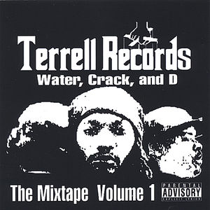 Water Crack & D the Mix- Tape 1 /  Various