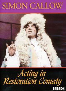 Acting Restoration: Acting Restoration
