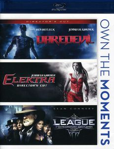 Daredevil /  Elektra /  The League of Extraordinary Gentlemen