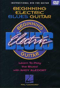 Beginning Electric Blues Guitar