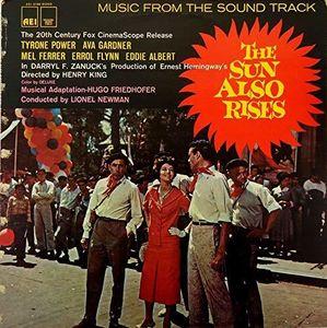 The Sun Also Rises (Original Soundtrack) [Import]