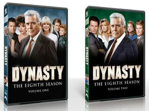 Dynasty: The Eighth Season Volume 1 and 2