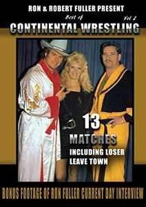Best Of Continental Wrestling 2