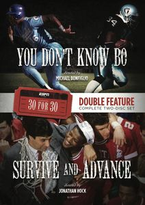 ESPN Films 30 For 30 Double Feature: Survive And Advance And You Don'tKnow Bo