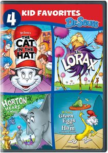4 Kid Favorites: Dr. Seuss