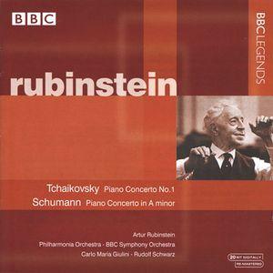 Rubinstein, Arthur : Piano Concerto No.