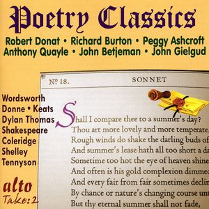Poetry Classics: Great Voices