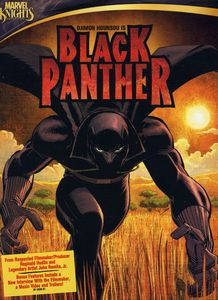 Black Panther (Marvel Knights)