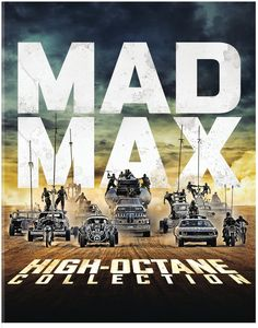 Mad Max: High-Octane Collection