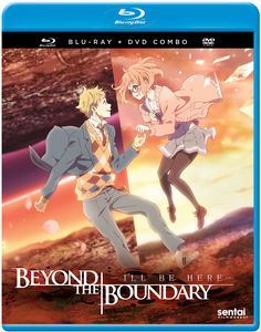 Beyond the Boundary - I'll Be Here