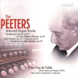 Selected Organ Works