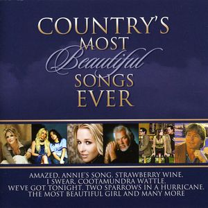 Country's Most Beautiful Songs Ever [Import]