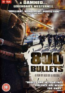 800 Bullets [Import]