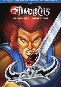 ThunderCats: Season One Volume Two