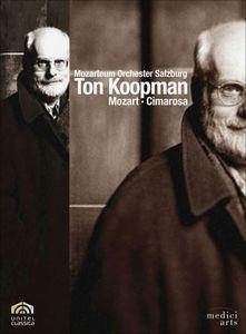 Ton Koopman: Mozart and Cimarosa