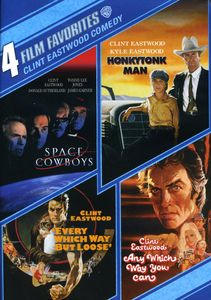 4 Film Favorites: Clint Eastwood Collection