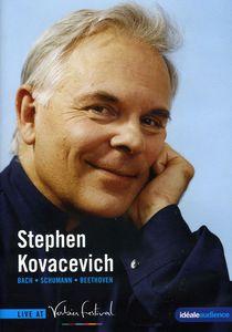 Verbier Festival 2009 Stephen Kovacevich: Piano