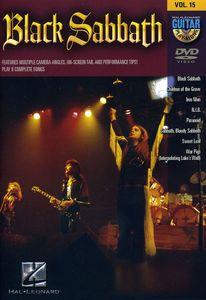 Guitar Play Along: Black Sabbath: Volume 15