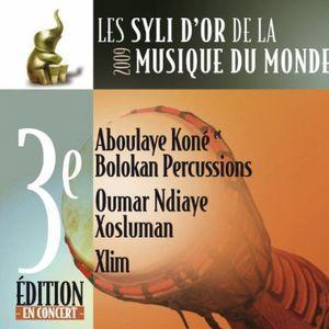 Les Syli D'or de la Musique Du Monde 2009-3Eme Edi [Import]