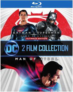 Batman V Superman/ Man Of Steel