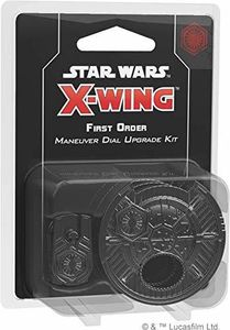 Star Wars: X-Wing: 2nd Edition - First Order Maneuver Dial Upgra