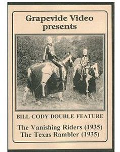 Vanishing Riders /  Texas Rambler