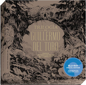Trilogia De Guillermo Del Toro (Criterion Collection)