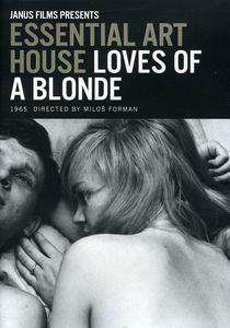 Essential Art House: Loves Of A Blonde [Full Frame] [Black And White]