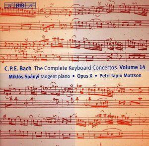 Keyboard Concertos 14