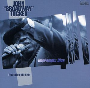 Broadway Impromptu Blue