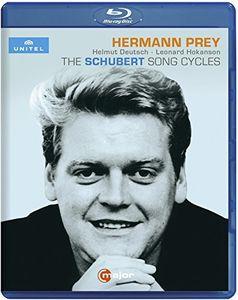 Hermann Prey: The Schubert Song Cycles