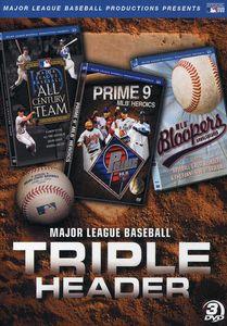 Major League Baseball Triple Header