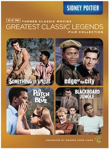 TCM Greatest Classic Legends Film Collection: Sidney Poitier