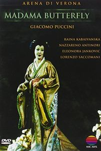 Puccini: Madama Butterfly [Import]