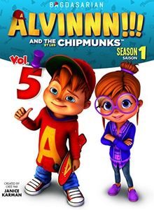 Alvin & the Chipmunks: Season 1 Vol. 5
