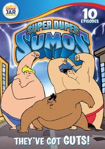 Super Duper Sumos They've Got Guts 10 Eps (1 DVD)