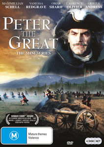 Peter the Great (The Mini-Series) [Import]