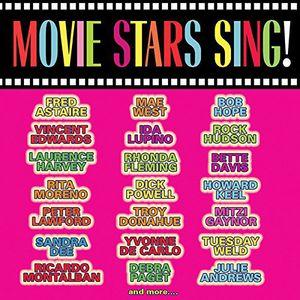 Movie Stars Sing /  Various