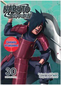 Naruto Shippuden Uncut Set 30