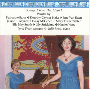 Songs from the Heart Amer 20th Women /  Various