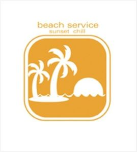 Beach Service: Sunset Chill /  Various